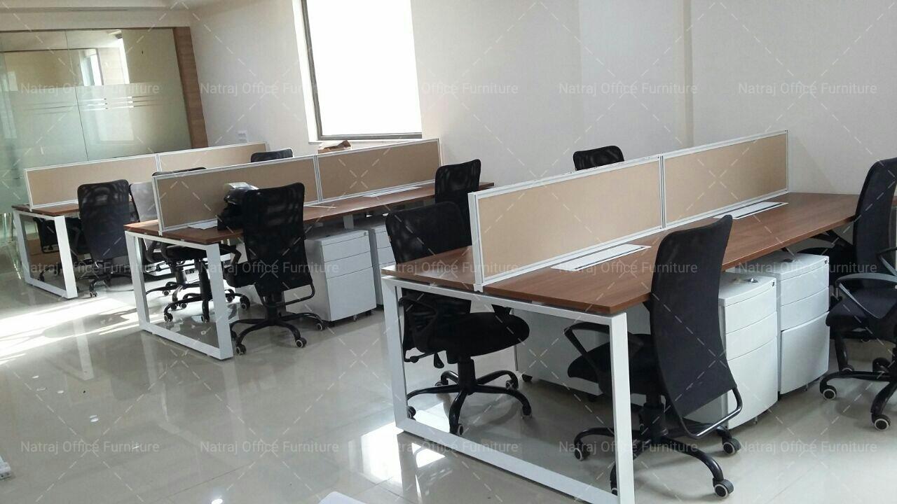 Modular Office Furniture, Modular Workstation Delhi & Noida
